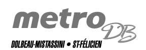 Metro DB